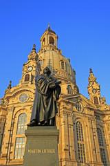 Martin Luther Denkmal Dresden