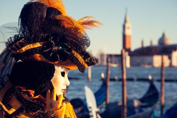 Carnevale di Venezia - Maschera
