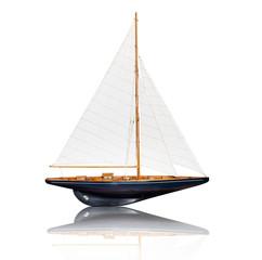 Modellsegelboot