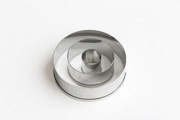 Pastry Cutters round shape
