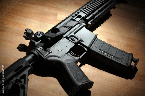 Modern AR-15 (M4A1) carbine