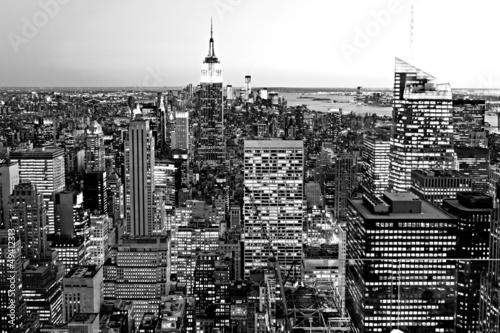 Manhattan, New York City. USA. - 49412313