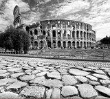 The Majestic Coliseum, Rome, Italy. - 49412572