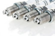 Set of spark plugs