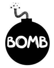 Bomb symbol