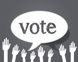 justice - vote à mains levées
