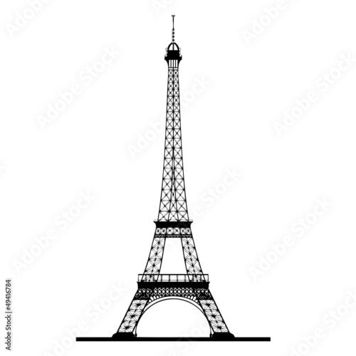 eiffelturm-silhouette-vektor