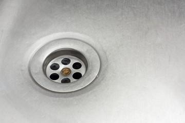 Stainless steel plug hole