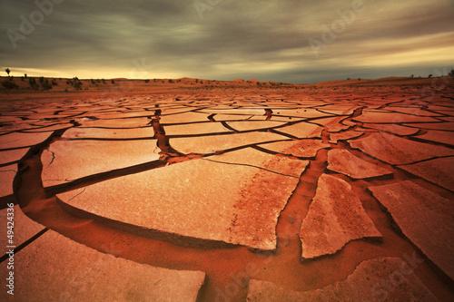 Drought land - 49424336