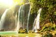 Fototapeten,landschaft,wasserfall,asiatisch,attraktion