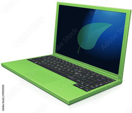 Laptop et développement durable