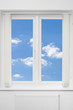 Window With Sky
