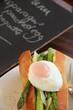 Egg And Asparagus Roll