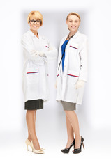 attractive female doctors