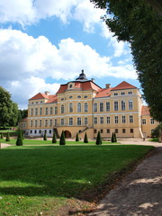 Palace, Rogalin, Poland