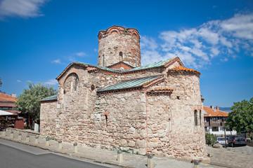 St. John The Baptist church in Nesebar, Bulgaria.