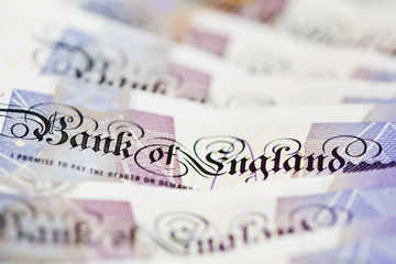 Bank note background