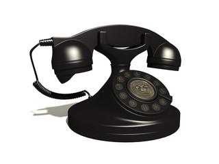 nostalgisches Telefon