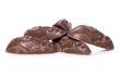 chocolate mice sweets cutout
