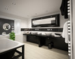 Beautiful Interior of a Modern Bathroom | Interior Architecture