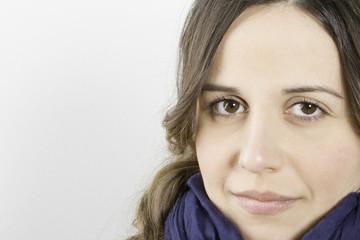 Retrato mujer joven