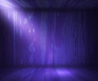 Violet Wooden Spotlight Room Interior Background