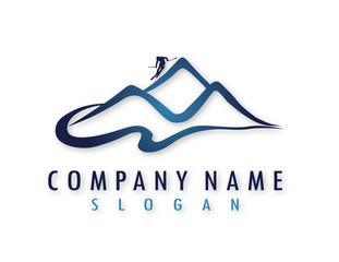 ski business logo