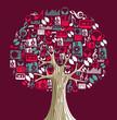Music concept tree