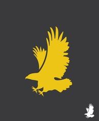 Eagle, vector