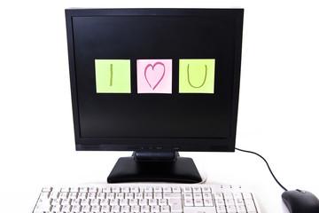 Nachricht von deinem Partner