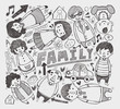 doodle family element