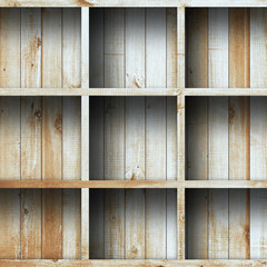 wood shelf grunge industrial interior