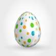 dotted egg
