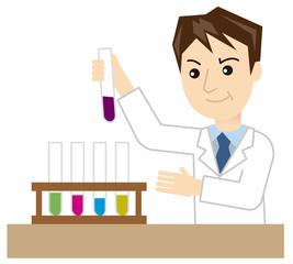 実験、研究イメージ