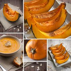 Pumpkin composition