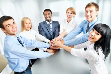 International  business team
