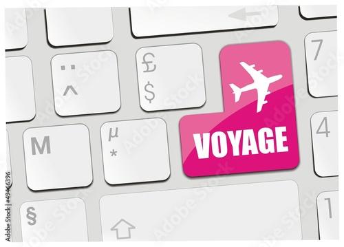 clavier voyage