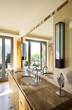 beautiful apartment, interior bathroom