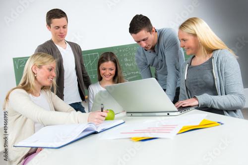 gemeinsam lernen im team