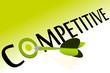 Competitive goal achievement
