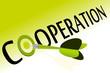 Cooperation goal achievement