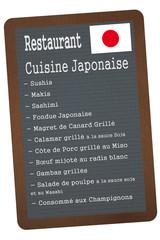 Restaurant - Cuisine Japonaise