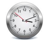 Fototapety Silver clock