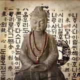 Fototapete Statuen - Zen - Statue