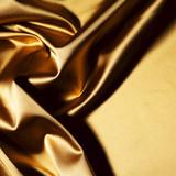 gold textile