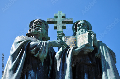 Apostles Cyril and Methodius