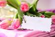 Tulpen und Geschenkanhänger 2