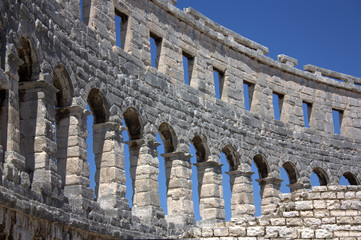 Pula - Arches at the Arena