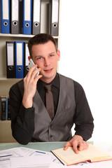 Smartphone Telefonat