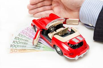 Car leasing insurance